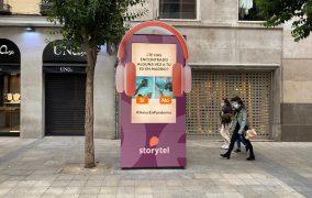 Infinity Media es la agencia responsable de la nueva campaña de Storyte