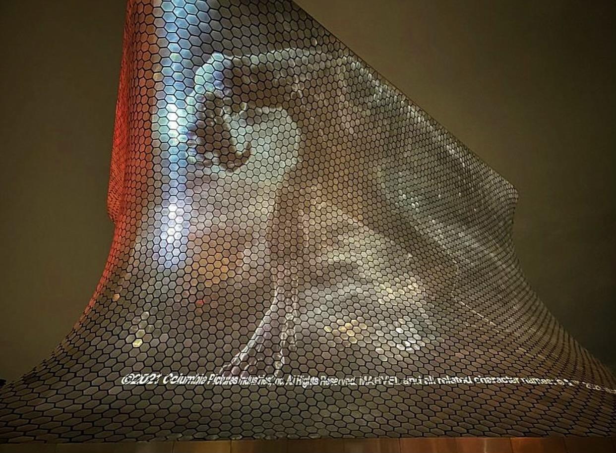 #VenomVSCarnage transformó el Museo Soumaya en un épico campo de batalla
