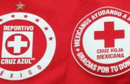 Azul x Roja, la acción de VMLY&R Commerce por la que Cruz Azul cambiará de color para apoyar a la Cruz Roja Mexicana